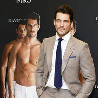 David Gandy colabora con Marks & Spencer en una línea de ropa interior