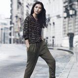 Pantalón baggy y jersey de punto de H&M para otoño/invierno 2014