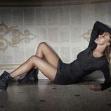 Botines moteros negros de la colección otoño/invierno 2014 de Trendy Too