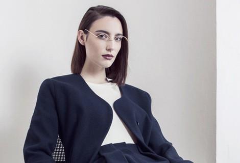 Conjunto de chaqueta y pantalon de la nueva colección otoño/invierno 2014 de & Other Stories