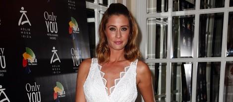Elisabeth Reyes en la presentación de la Semana de la Moda de Ibiza 2014
