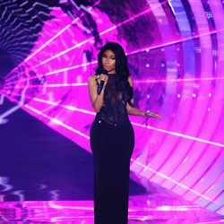 Nicki Minaj y sus looks en los MTV EMA 2014