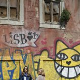 La bloguera Silvia Zamora y Anastasya Bondarenko posan para Indi & cold