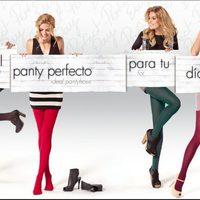 Cristina Tosio, imagen de la nueva colección de panties de Janira