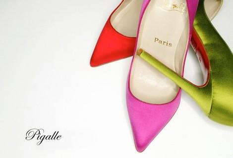Christian Louboutin celebra el décimo aniversario de sus zapatos 'Pigalle'