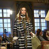 Túnica de rayas de la colección pre-fall 2015 de Chanel
