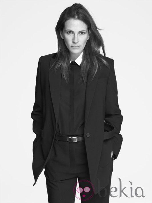 Julia Roberts se convierte en imagen de la firma Givenchy de la mano de 'Marc and Marcus'