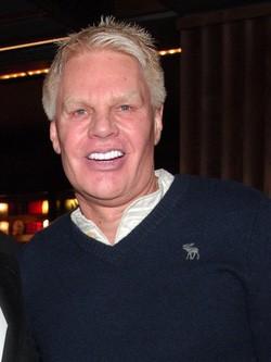 Mike Jeffries, director ejecutivo de Abercrombie & Fitch