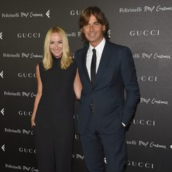 Frida Giannini y Patrizio di Marco abandonan Gucci