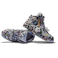Zapatillas multicolor de Reebok by Melody Ehsani
