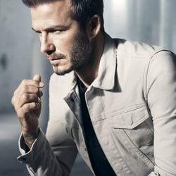 David Beckham: de futbolista a modelo