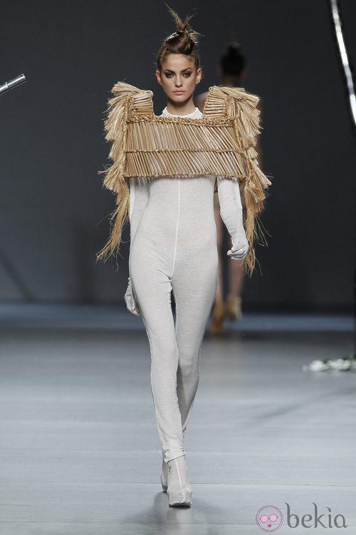 Propuesta de Sara Coleman para la primavera 2012 en Cibeles