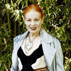 La diseñadora Vivienne Westwood en el hotel Chateau Marmont