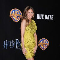 Sarah Jessica Parker con zapatos Dolly de Charlotte Olympia