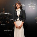 Bella Freud en los premios de la moda Moët & Chandon Étoile en Londres