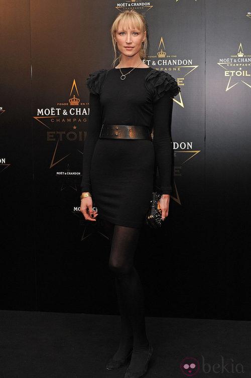 Jade Parfitt en los premios de la moda Moët & Chandon Étoile en Londres