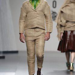 El Ego cierra Cibeles, colecciones primavera 2012