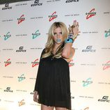 Ke$ha posa como imagen de Casio Baby-G