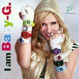 Campaña de Casio Baby-G protagonizada por Ke$ha