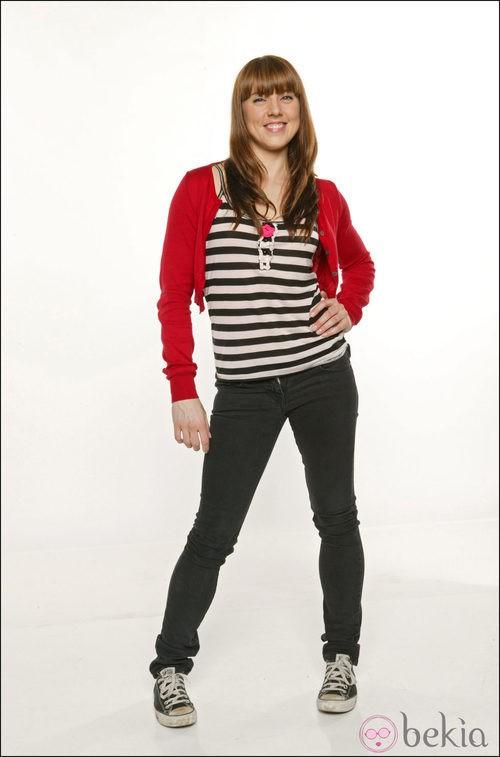 Mel C., la deportista de las Spice-Girls