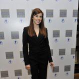 Melanie C, de las Spice Girls, con traje de chaqueta