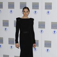 Melanie C. con traje diseñado por Victoria beckham