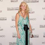 La diseñadora Nanette Lepore en el estreno de 'Ocean's Kingdom'