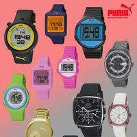 Relojes de Puma Time para otoño de 2011
