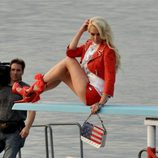 Lindsay Lohan protagoniza la campaña de Philipp Plein