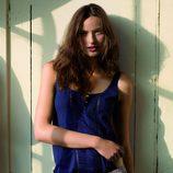 Camiseta azul marina de la colección otoño/invierno 2011 de Women'secret