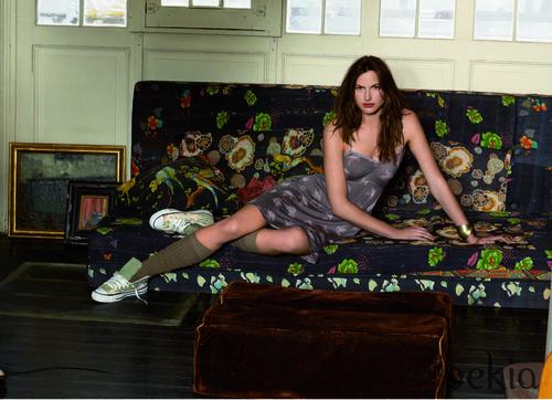Camisón estampado de la colección otoño/invierno 2011 de Women'secret