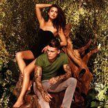 Irina Shayk y Stephen James presentan la colección primavera/verano 2015 de Xti