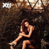 Irina Shayk con sandalias de la colección primavera/verano 2015 de Xti