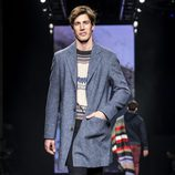 Abrigo de la colección otoño/invierno 2015/2016 de Desigual en la 080 Barcelona Fashion