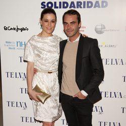 Raquel Sánchez Silva con Ion Fiz