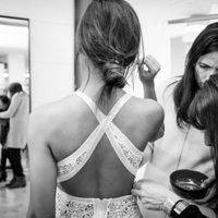 La firma Charo Ruiz Ibiza prepara el vestido de Mariam Bachir