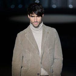 Conjunto masculino de Roberto Verino en Madrid Fashion Week para otoño/invierno 2015/2016