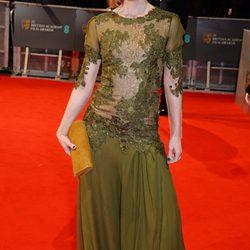Looks de la alfombra roja de los BAFTA 2015