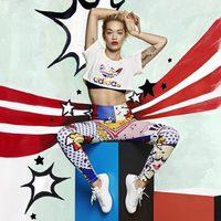 Rita Ora diseña una nueva colección de ropa para Adidas