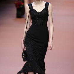 Dolce & Gabbana presenta su colección otoño/invierno 2015/2016 en Milán Fashion Week