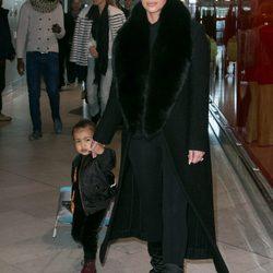 Looks de Kim Kardashian en la Semana de la Moda de París
