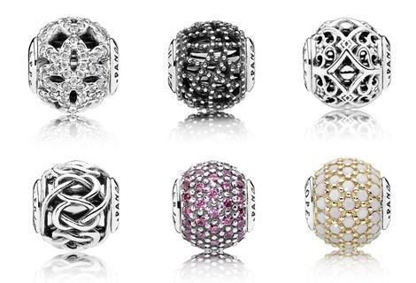 Charm 'Afecto' de Pandora de la colección 'Essence Collection'
