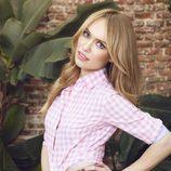 Patricia Conde posa como embajadora de la colección primavera/verano 2015 de Dandara