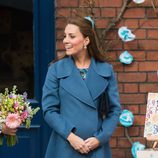 Kate Middleton con abrigo de Sportmax