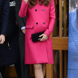 Looks premamá de Kate Middleton en su segundo embarazo