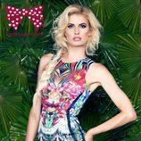 Adriana Abenia, musa de la colección primavera/verano 2015 de Barbarella