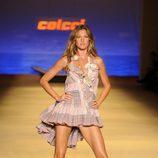 Gisele Bundchen desfilando para Colcci en la Semana de la Moda de Sao Paulo primavera 2010