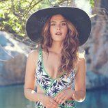 Trikini de estampado tropical de la colección de baño 2015 de & Other Stories