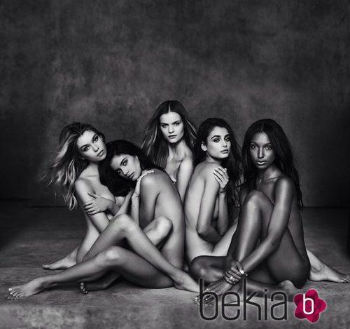Victoria's Secret presenta a sus nuevos ángeles