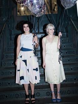 Estreno del nuevo trabajo entre & Other Stories, Lena Dunham y Rachel Antonoff